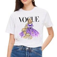 ZOGANKI Fashion Women Casual T Shirt Summer Short Sleeve O-neck Tops Tee Female White Tees Punk Ladies Graphic T-shirt