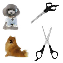 New Pet Dog Cat Professional stainless steel Grooming Hair Thinning Scissors Shears Pet