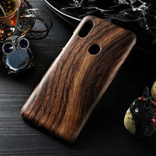 For Xiaomi Mi 9 Case Wooden Pattern PU Leather and PC Back Cover For Xiaomi Redmi 5 Plus Note 5A S2 Y2 Cases Phone Bumper Bags цена