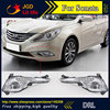 Hot Sale 12V 6000k LED DRL Daytime Running Light For Hyundai Sonata 2013 2014 Fog Lamp