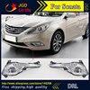 Hot Sale 12V 6000k LED DRL Daytime Running Light For Hyundai Sonata 2013 2014 Fog Lamp
