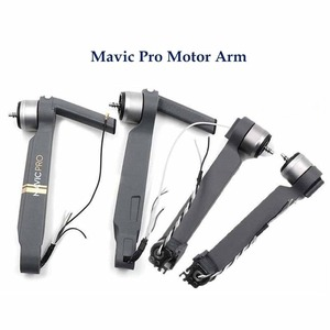 Image 1 - Original Front Back Left Right Mavic Pro Motor Arm With Cable Spare parts DJI Mavic pro Arm with motor Repair Accessories(USED)