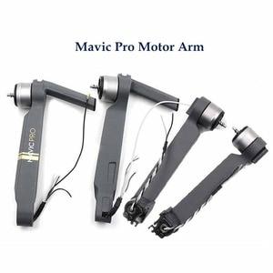 Image 1 - Originele Front Back Links Rechts Mavic Pro Motor Arm Met Kabel Onderdelen Dji Mavic Pro Arm Met Motor Reparatie accessoires (Gebruikt)