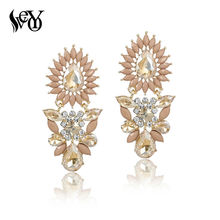 VEYO Vintage Earrings Acrylic Drop Earrings Crystal Earrings For Woman Hot Sale Lead free nickel free