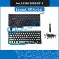 Новая клавиатура KR Standard A1286 для Macbook Pro 15