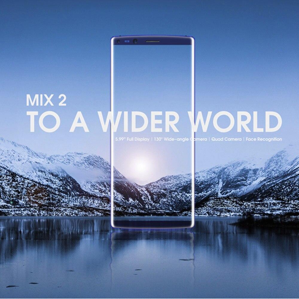 DOOGEE MIX2 5.99 Inch Face Unlock 6GB+128GB Octa Core 4G Smartphone Quad Camera S.14DOOGEE MIX2 5.99 Inch Face Unlock 6GB+128GB Octa Core 4G Smartphone Quad Camera S.14