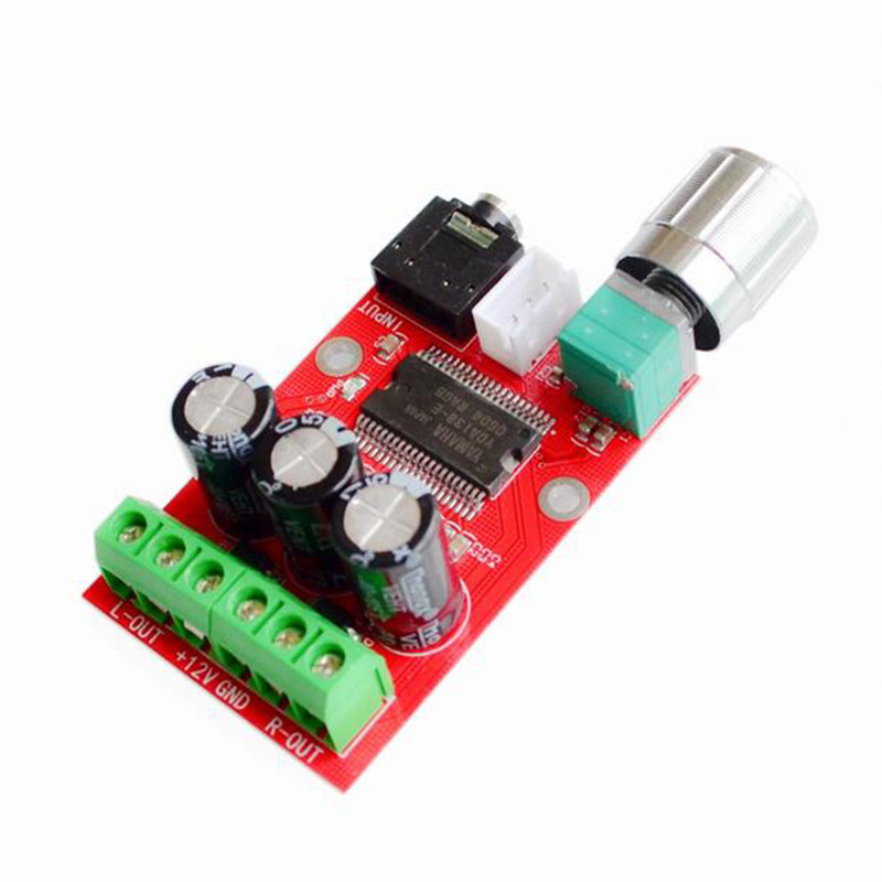 5pca/lot XH-M145 Original High Resolution YAMAHA Digital Power Amplifier Board D Class Audio Board, HD DC12V