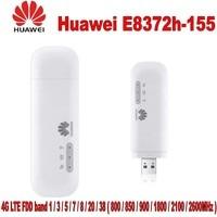 Lot of 100pcs Unlocked Huawei E8372h 155 4G lte Modem Router