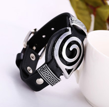 Naruto Bracelets Punk Bangles in 2 Colors