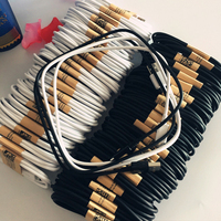 Wholesale 20 Pcs Lot Durable Micro USB Data Sync Charging Cable Cord For Huawei Xiaomi Redmi