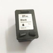 1 Pcs For HP 21 Compatible Ink Cartridges XL Deskjet F380 F2280 3910 3915 3918 3920 3930 3938 3940 D1311 D1320 D1330