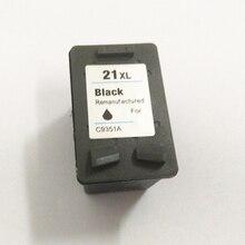 цена на 1 Pcs For HP 21 Compatible Ink Cartridges For HP 21 XL Deskjet F380 F2280 3910 3915 3918 3920 3930 3938 3940 D1311 D1320 D1330