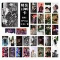 Youpop Fã KPOP Álbum de Mark Jackson GOT7 Carry Duro Fly JB Cartões de LOMO Cartão HD Photocard K-POP Moda Auto moldura Feita de Papel LK351