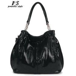 2018 Bags For Women Big Luxury Handbags Ladies Hand Bags Luxury Brand Genuine Leather Handbags Casual Crossbody Bag Female
