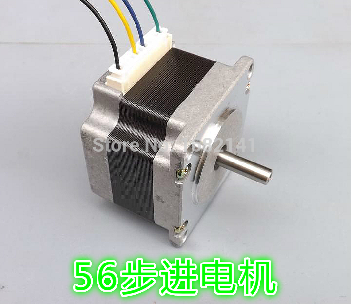 56 /57 stepper motor 3D printer 2 phase 4 wire 0.5N.m engraving machine with 1.8 degree step angle