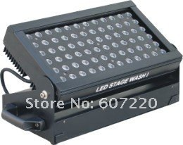 LED city light LED wall washer light RGB 72*3W (24R 24G 24B) LED stage light DMX 10channels