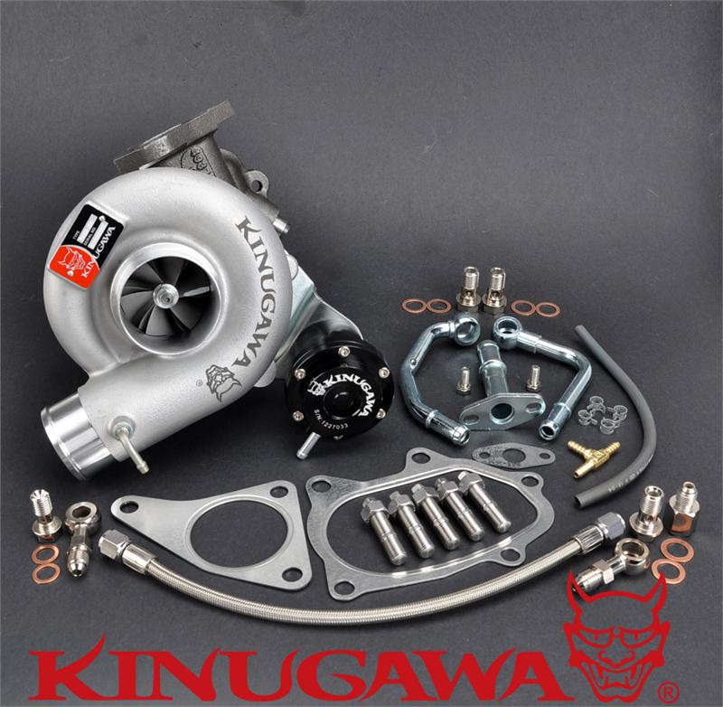 Kinugawa Billet Turbocharger 2 25 TD05H 16G 8cm for SUBARU Impreza WRX STI Impreza Bolt On