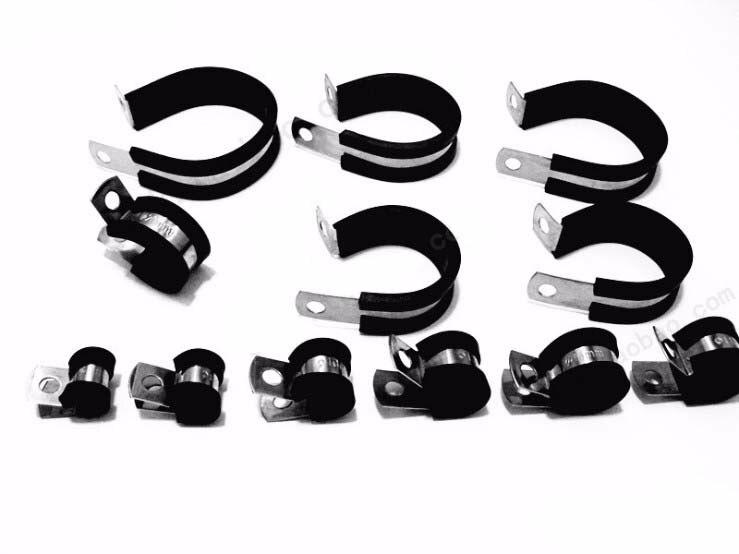 Aliexpress buy mm inner dia rubber damper clamp