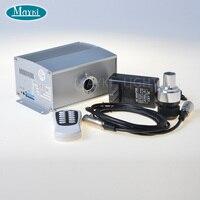 Maykit Dimmer Impregnable Light Generator Optic Fiber DMX Sensory Toys 10w White Led Fiber Optic Light Emitter Noiselessness