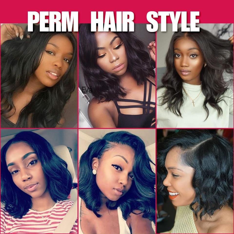 PERM HAIR STYLE