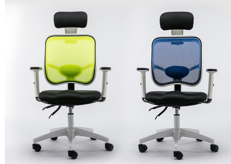 Home computer chair swivel chair body are lying. Net cloth can lift staff dormitories contracted lift office chair.