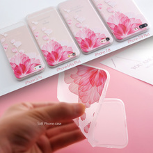 Watercolor Flower Case For iPhone