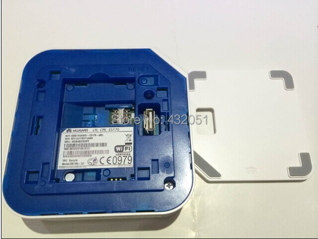 Huawei E5170 3G 4G LTE TDD Wireless Router Factory Unlocked