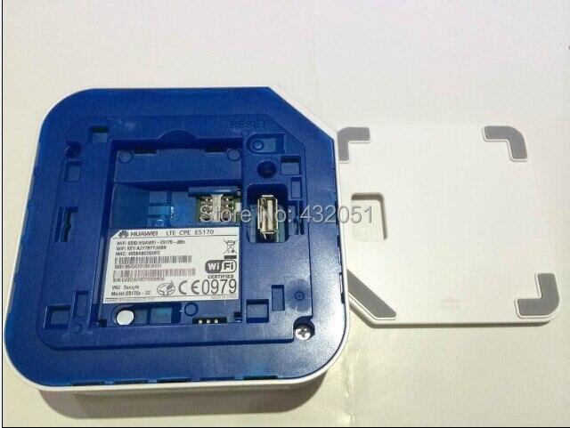 Huawei E5170 3G 4G LTE-TDD Wireless Router (Factory Unlocked)