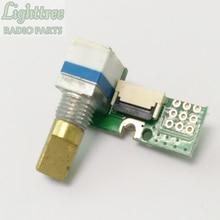 5X Volume Schakelaar Met Pcb Board Voor CP1660 CP1200