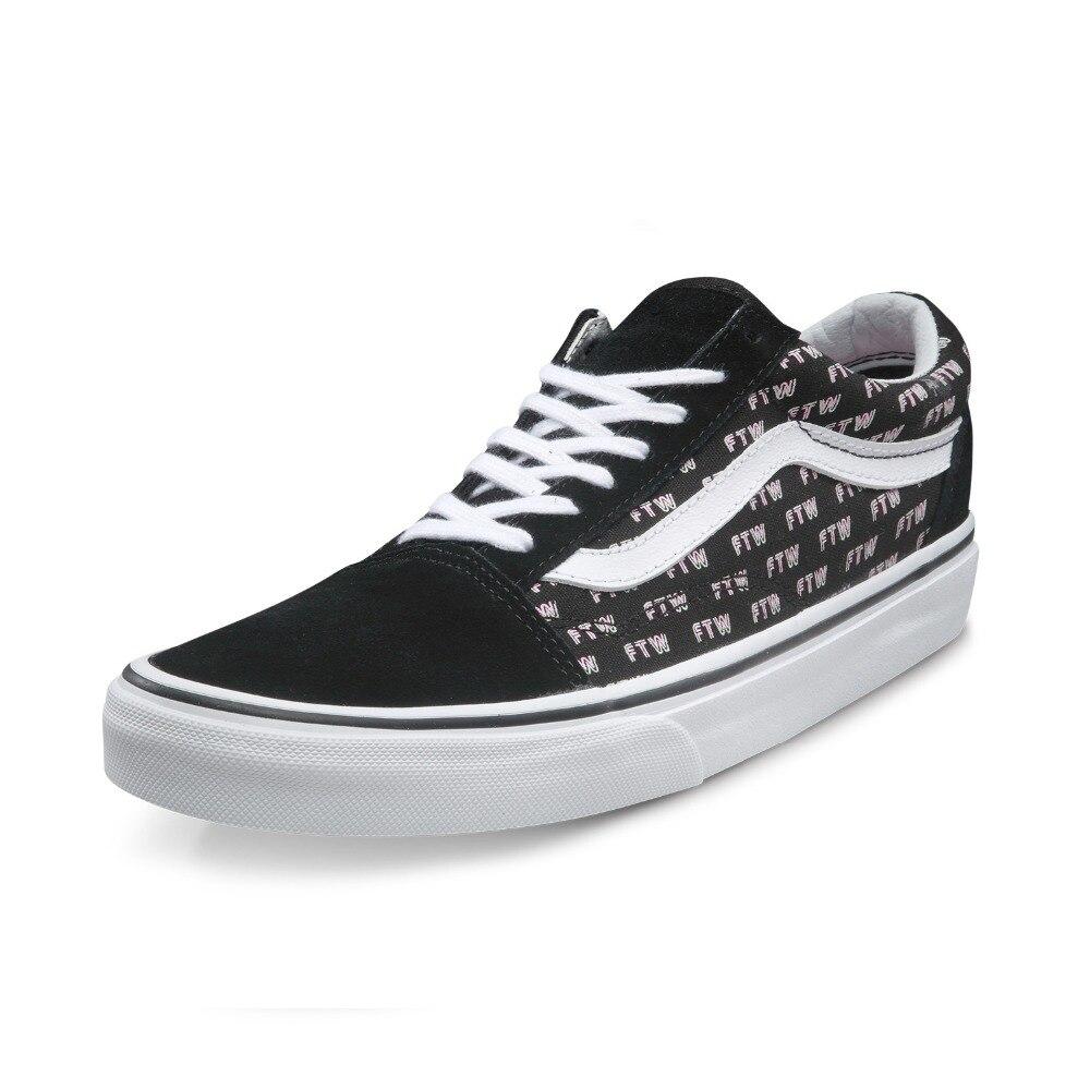 Vans Zapatos Furgonetas Skateboarding Nueva Mujeres Llegada Original FHwY0q7Un