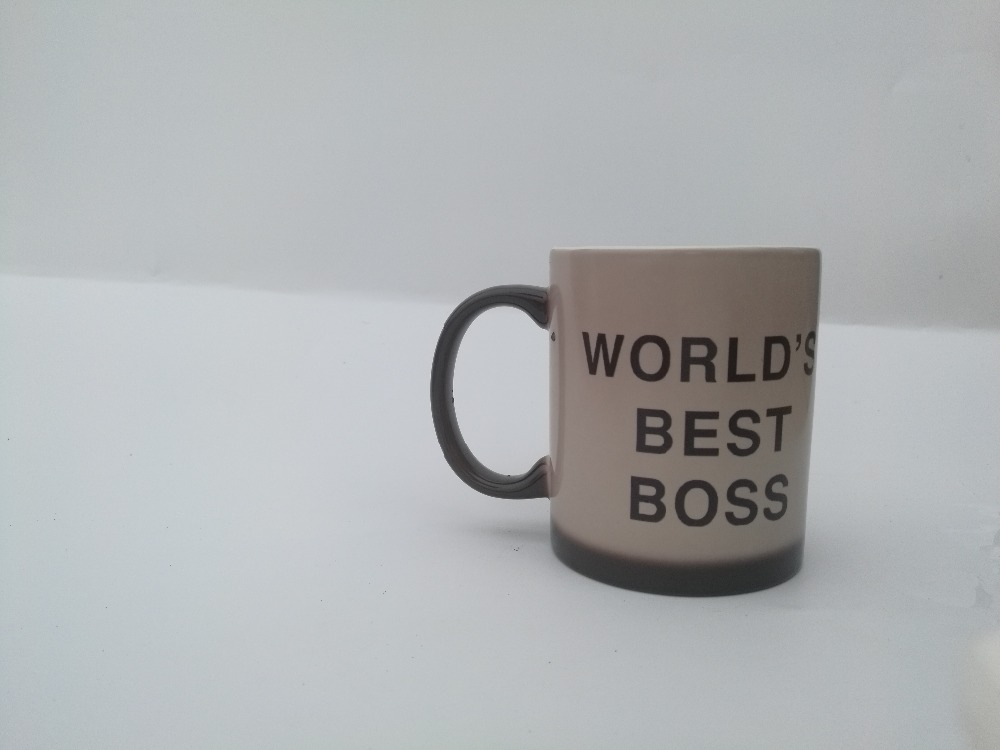 Office mugs Sarcastic Boss Mugs Office Mugs Heat Sensitive Morphing Coffee Mug Morph Travel Mug Heat Changing Color Porcelain Printing Tea Mugen Aliexpress Boss Mugs Office Mugs Heat Sensitive Morphing Coffee Mug Morph