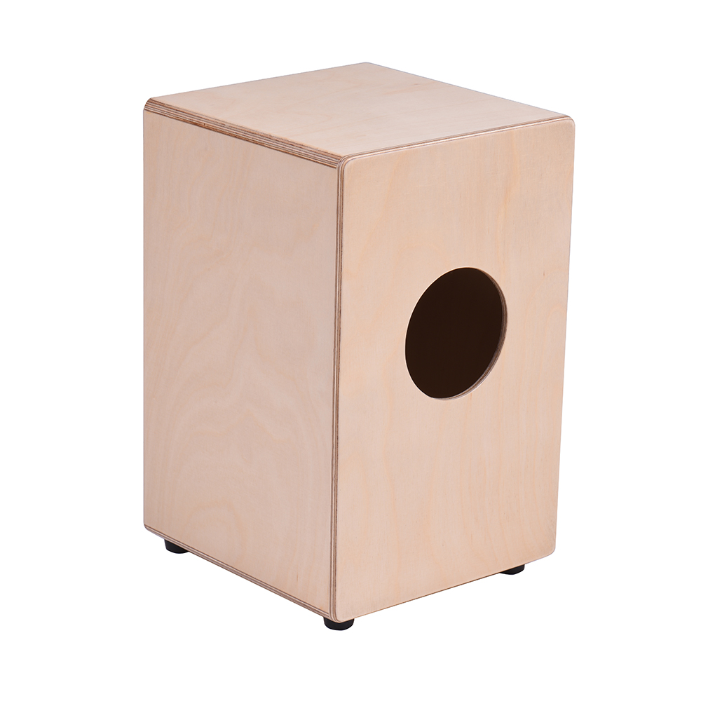 Percussion Instruments Alert Ammoon Medium Size Wooden Cajon Box Drum Hand Drum Percussion Instrument Birch Wood With Adjustable Strings Carrying Bag Strong Packing