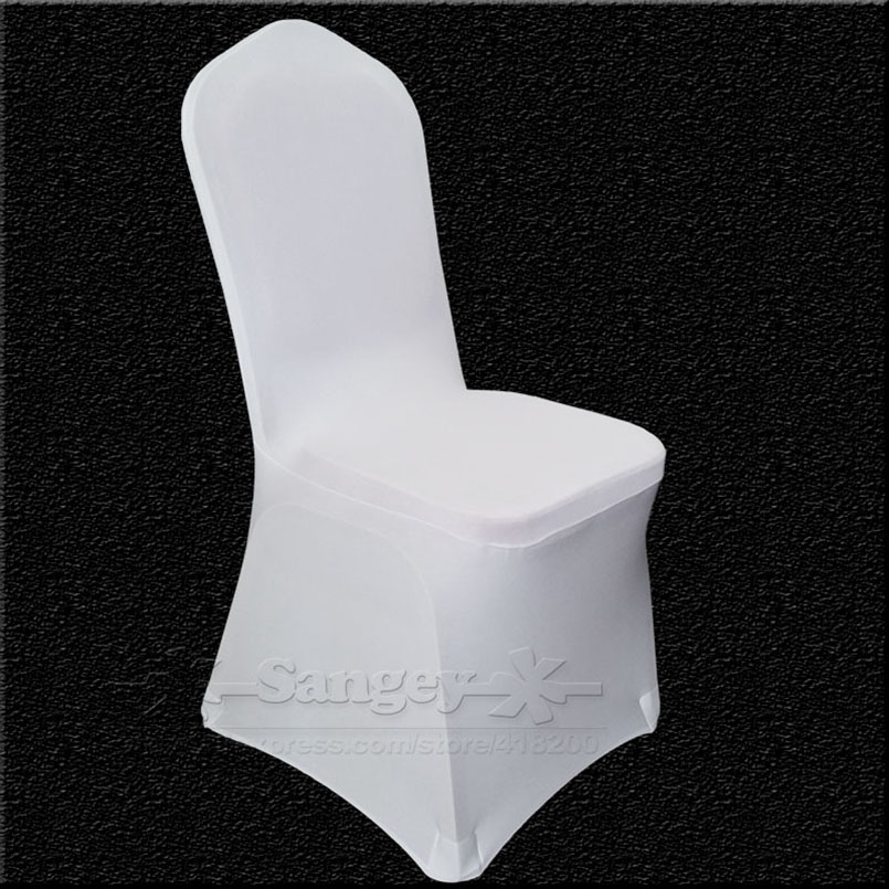 chair covers price king hickory henson 1 2 50 pcs white polyester spandex for weddings in cover from home garden on aliexpress com alibaba group