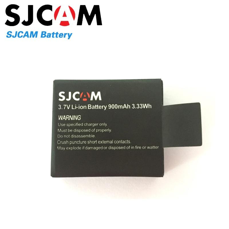 SJCAM Brand Battery Additional Battery Spare Battery For SJ4000 WiFi SJ5000 WiFi Plus M10 SJ5000x SJCAM