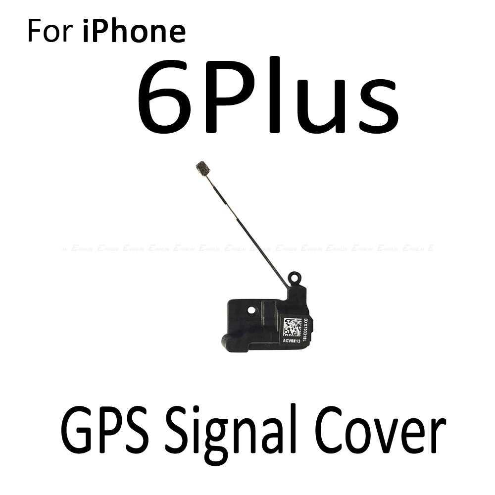 Funda de gps de alta calidad, módulo de wifi con antena, Conector de señal, soporte de Cable flexible para iPhone 6 6S 7 8 Plus, piezas de reparación