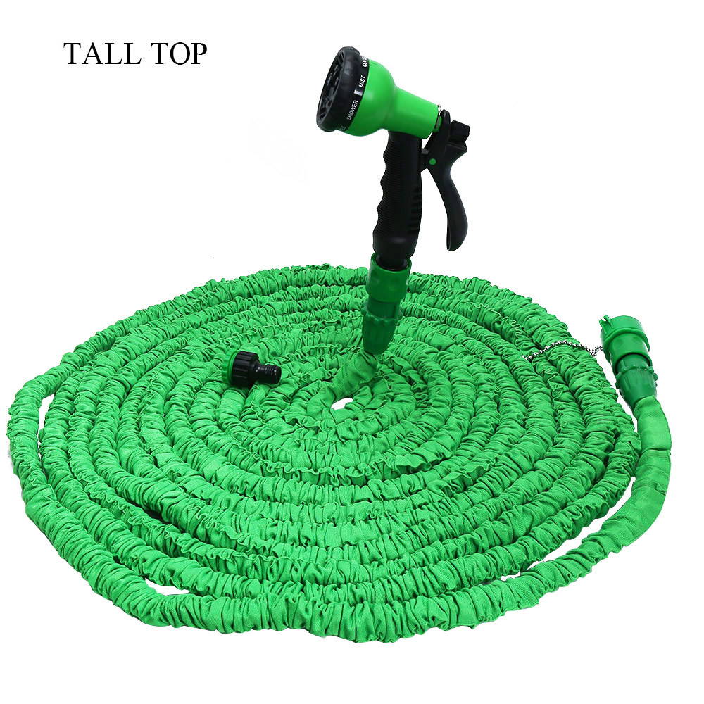 best flexible garden hose. Best Selling 25FT 100FT Garden Hose Expandable Magic Flexible Water EU Plastic Hoses Pipe With Spray Gun To Watering-in \u0026 Reels From
