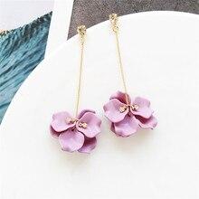 Tassel earrings for women plunged Bohemian long gift wholesale fashion jewelry