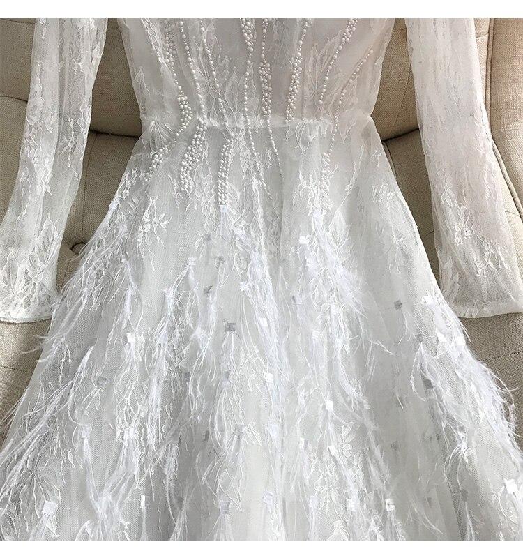 Neck Last Lace Dress 6