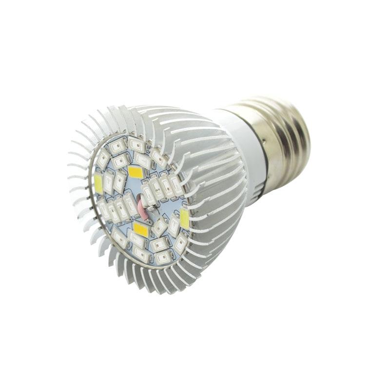 1 Full Spectrum Led Grow Light E27 E14 GU10 28W Led Growing Lamp for Flower Plant