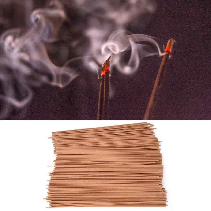 Palillo de incienso tibetano Natural de ajenjo de incienso Laoshan sándalo palo de incienso