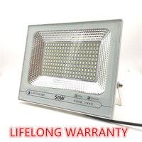 50w 100w led Floodlight ip65 Waterproof Outdoor led Flood Lights AC110 265V led Security Spotlight spot led exterieur led light