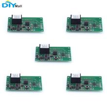 5 sztuk Sonoff SV bezpieczne napięcie bezprzewodowy przełącznik Wi Fi moduł inteligentnego domu wsparcie rozwoju wtórnego DIYmall