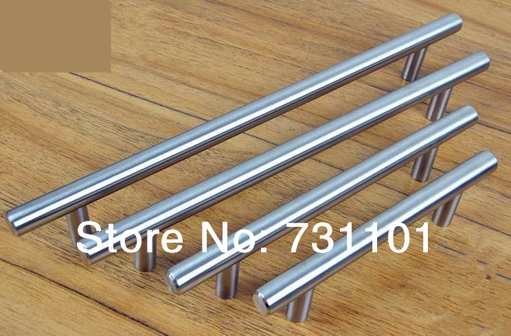 Free Shipping C C 256mm Length 400mm Furniture Hardware Kitchen Cabinet Handle Bar Pull