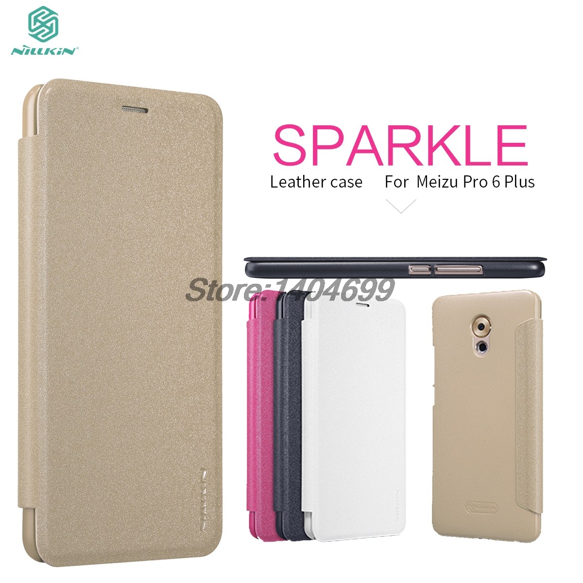 Meizu Pro 6 Plus Case Nillkin Sparkle Series PU Leather Cover Flip Case For Meizu Pro 6 Plus 5.7 inch PhoneMeizu Pro 6 Plus Case Nillkin Sparkle Series PU Leather Cover Flip Case For Meizu Pro 6 Plus 5.7 inch Phone