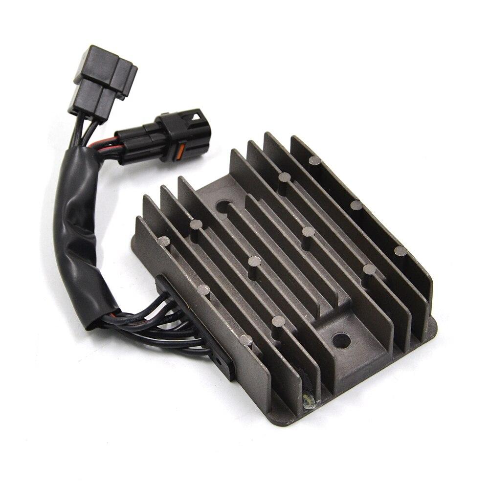 Image 2 - YHV 038 Motorcycle Metal Voltage Regulator Rectifier For Suzuki GSXR 600 750 1000 GSX650 F SV1000 SV650 SFV650 GSF1250 DL650-in Motorbike Ingition from Automobiles & Motorcycles