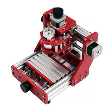 Cnc Machine1310 Metal Engraving Cutting Machine Mini CNC Router Pvc Pcb Aluminum Copper Laser