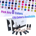 Elite99 Color Gorgeous Nails Full Set UV Gel Kit Manicure Chinese Nail Art Designs Any 8 Pure Soak Off UV LED Gel Nail Polish