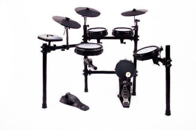 Lemon Thor500 Mesh Head Electronic Drum Set Kit Percussion In Drum