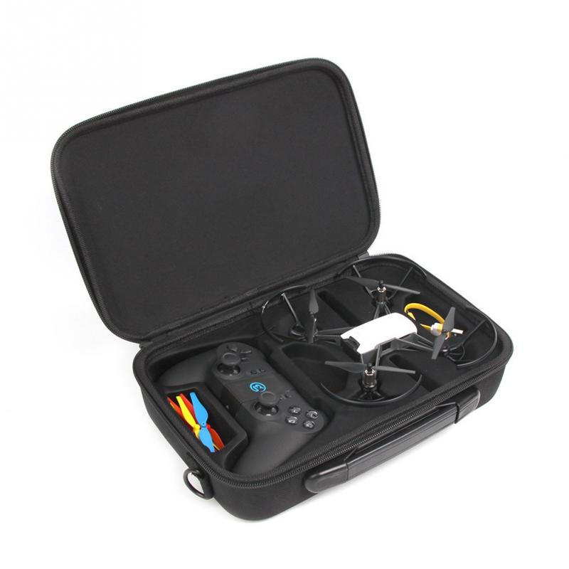 Durable Oxford estuche de tela bolsa de almacenamiento negro impermeable para DJI Tello Mini Drone Accesorios