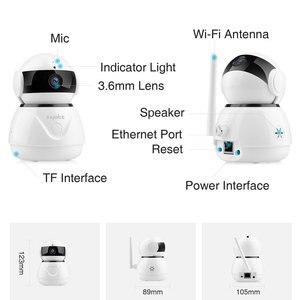 Image 5 - SANNCE 1080 P אלחוטי Wifi IP מצלמה מלאה HD אבטחת בית תינוק צג מיני רשת מעקב המצלמה IRCut ראיית לילה טלוויזיה במעגל סגור